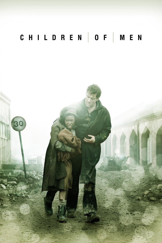 """Plakat von """"Children of Men"""""""