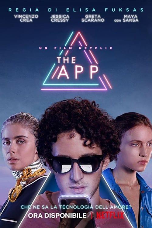 """Plakat von """"The App"""""""