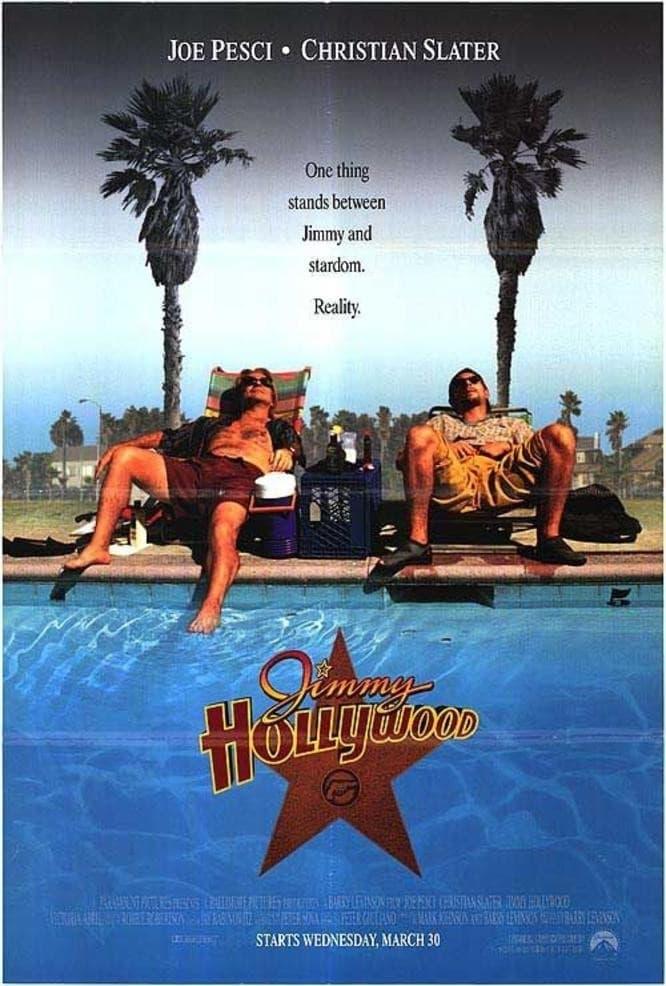 "Plakat von ""Jimmy Hollywood"""