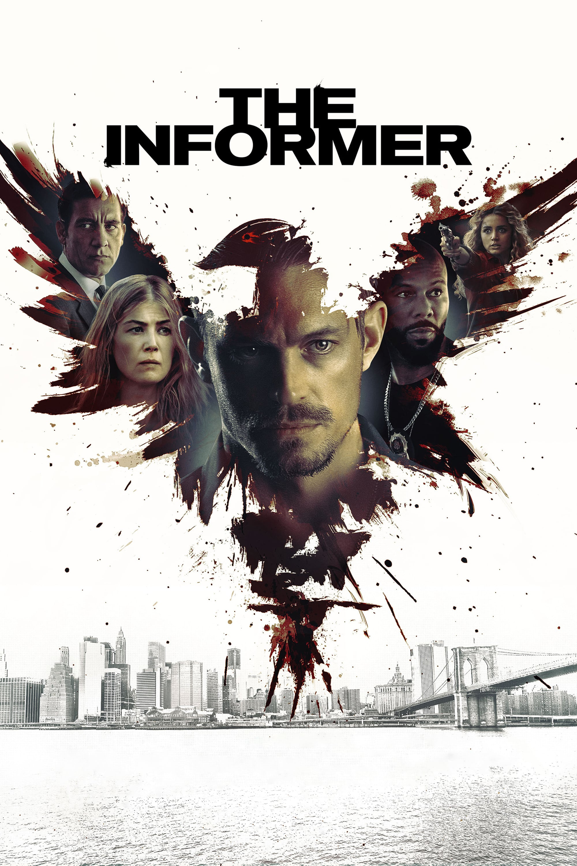 """Plakat von """"The Informer"""""""
