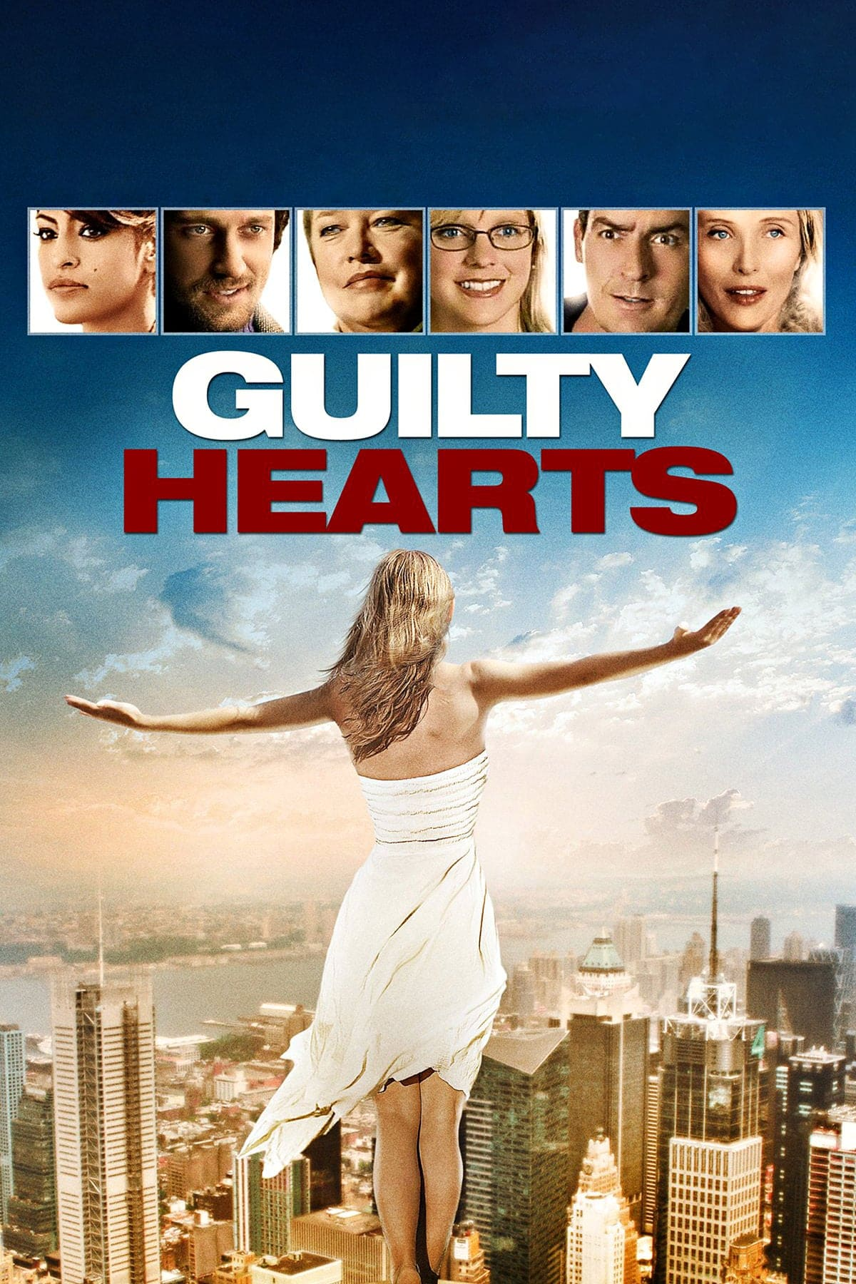 "Plakat von ""Guilty Hearts"""