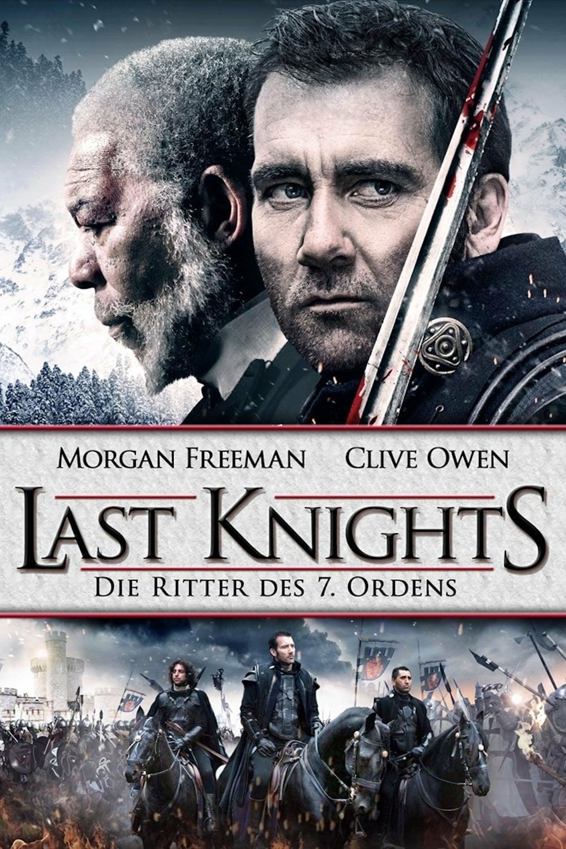 """Plakat von """"Last Knights - Die Ritter des 7. Ordens"""""""