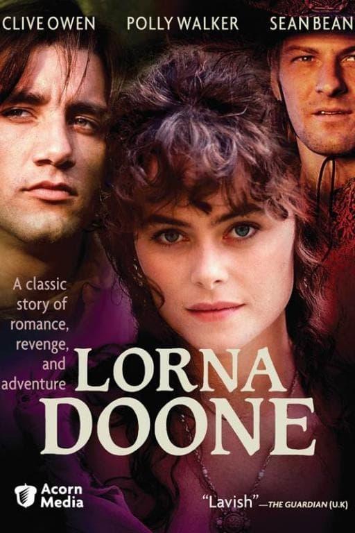 """Plakat von """"Lorna Doone"""""""
