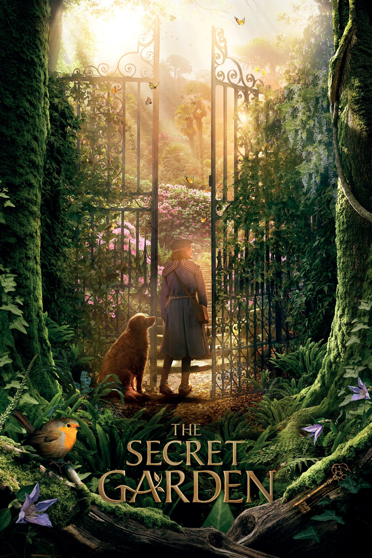 """Plakat von """"Der geheime Garten"""""""