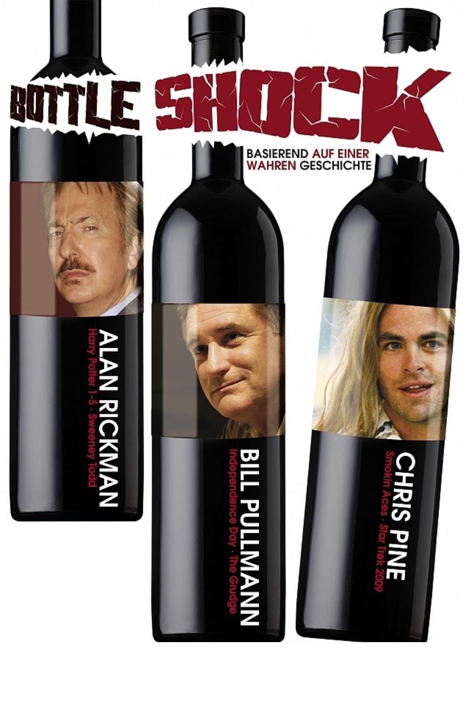 """Plakat von """"Bottle Shock"""""""