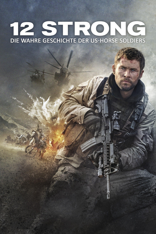 """Plakat von """"12 Strong"""""""
