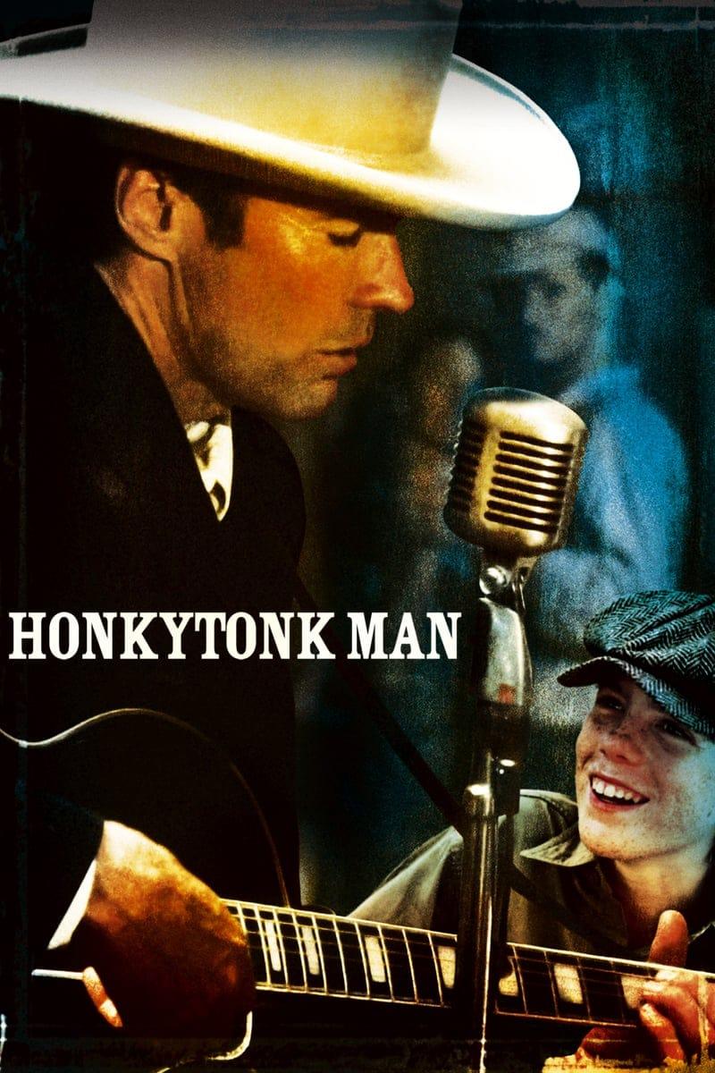 """Plakat von """"Honkytonk Man"""""""