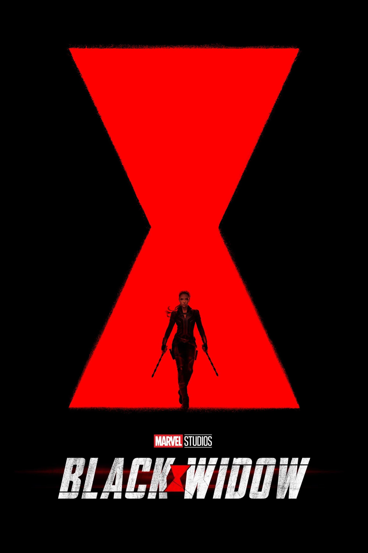 """Plakat von """"Black Widow"""""""