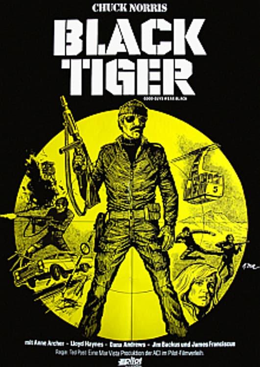 """Plakat von """"Black Tiger"""""""