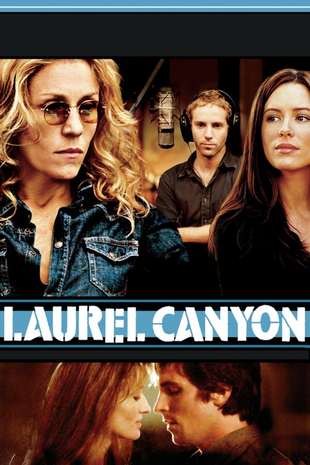 "Plakat von ""Laurel Canyon"""