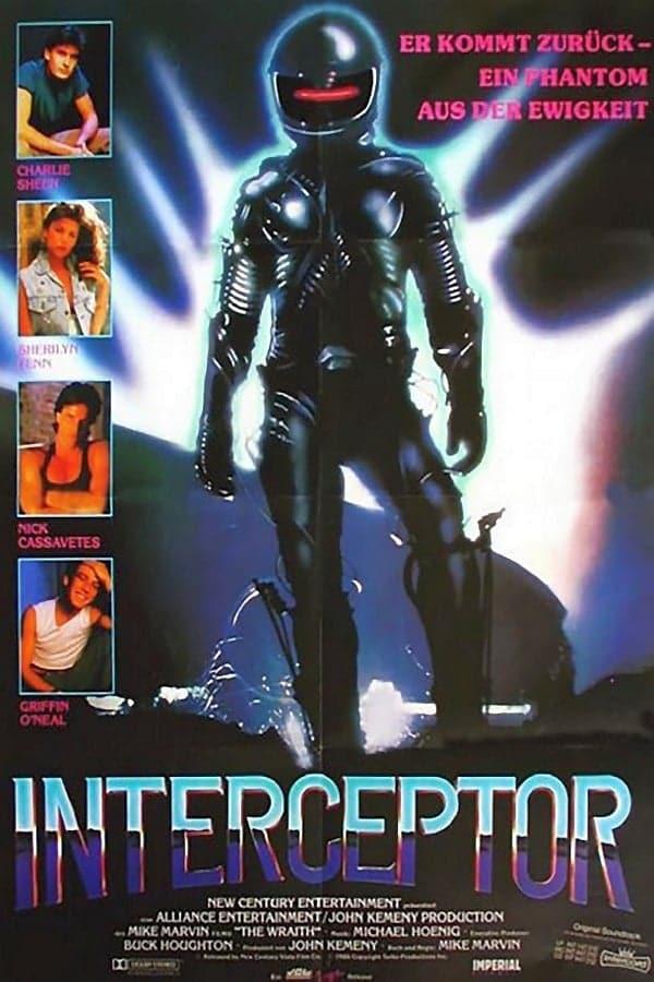 """Plakat von """"Interceptor"""""""