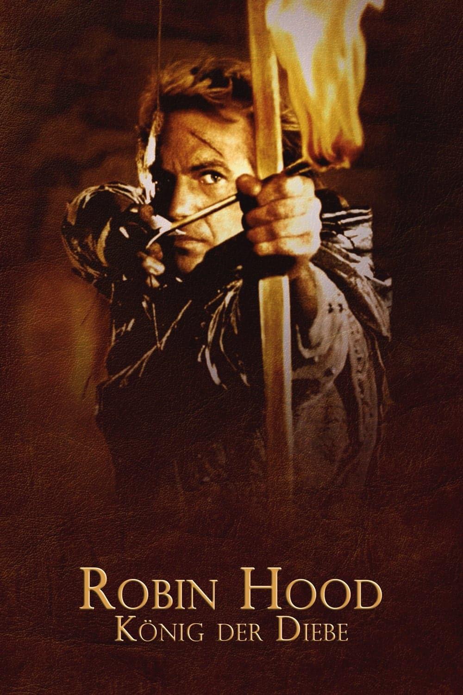 """Plakat von """"Robin Hood - König der Diebe"""""""