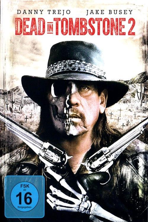 "Plakat von ""Dead in Tombstone 2"""