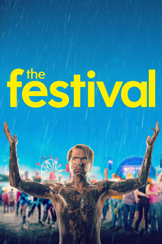 "Plakat von ""The Festival"""