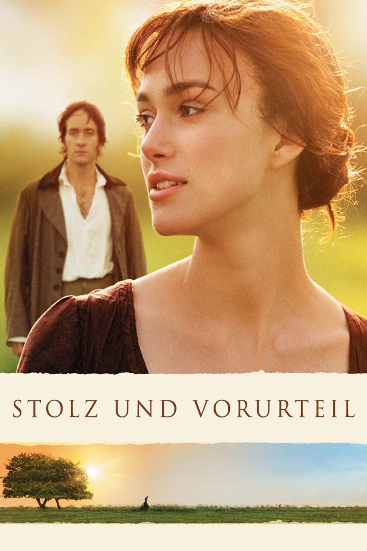 """Plakat von """"Stolz und Vorurteil"""""""