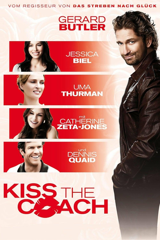 """Plakat von """"Kiss the Coach"""""""