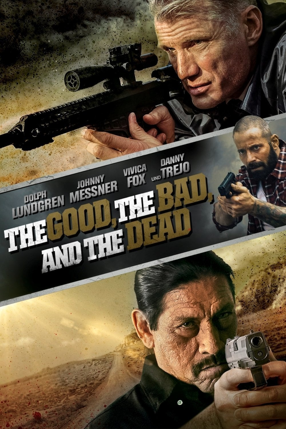 "Plakat von ""The Good, the Bad, and the Dead"""