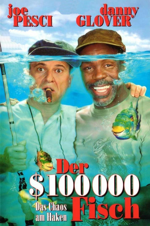 """Plakat von """"Der 100.000 Dollar Fisch"""""""