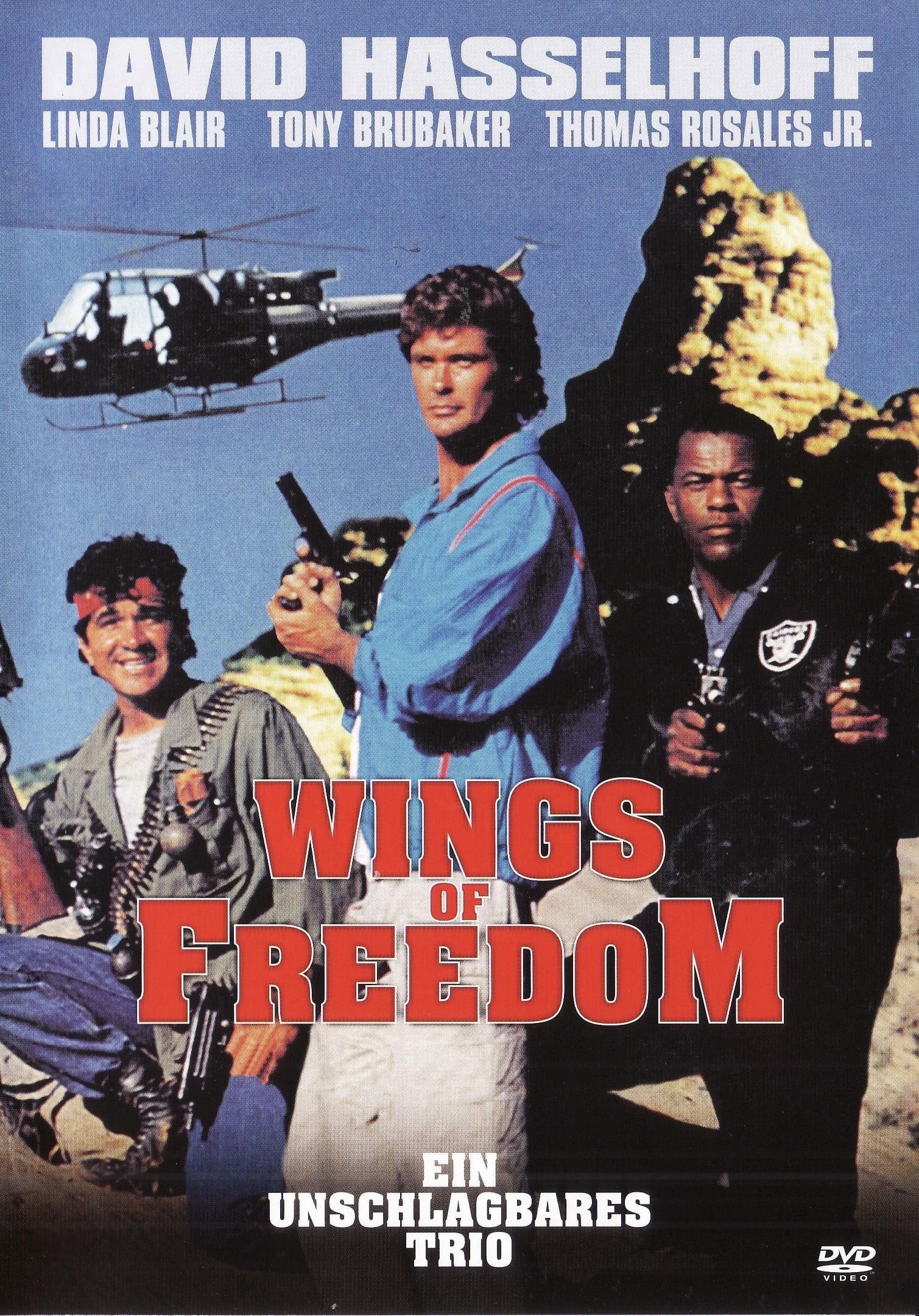 "Plakat von ""Wings of Freedom"""
