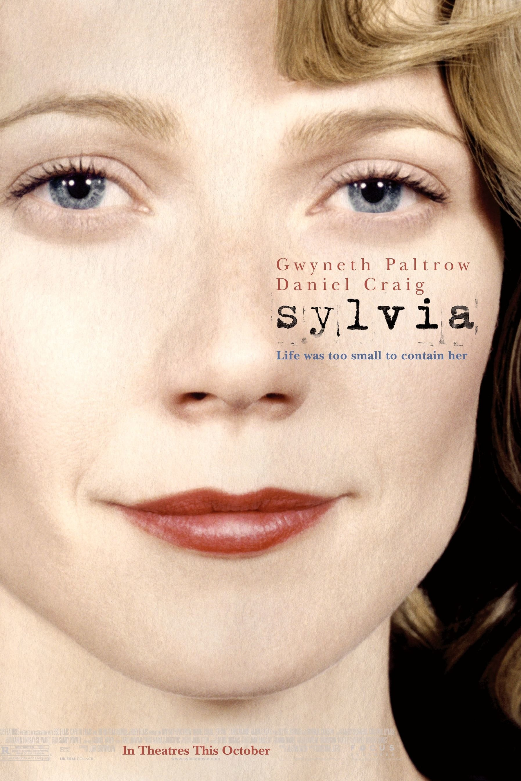"Plakat von ""Sylvia"""
