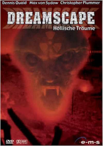 """Plakat von """"Dreamscape – Höllische Träume"""""""