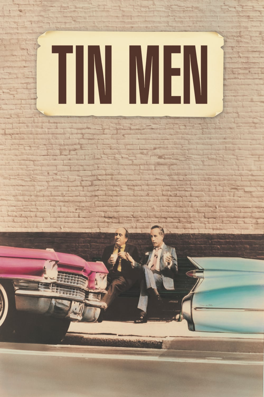 """Plakat von """"Tin Men"""""""