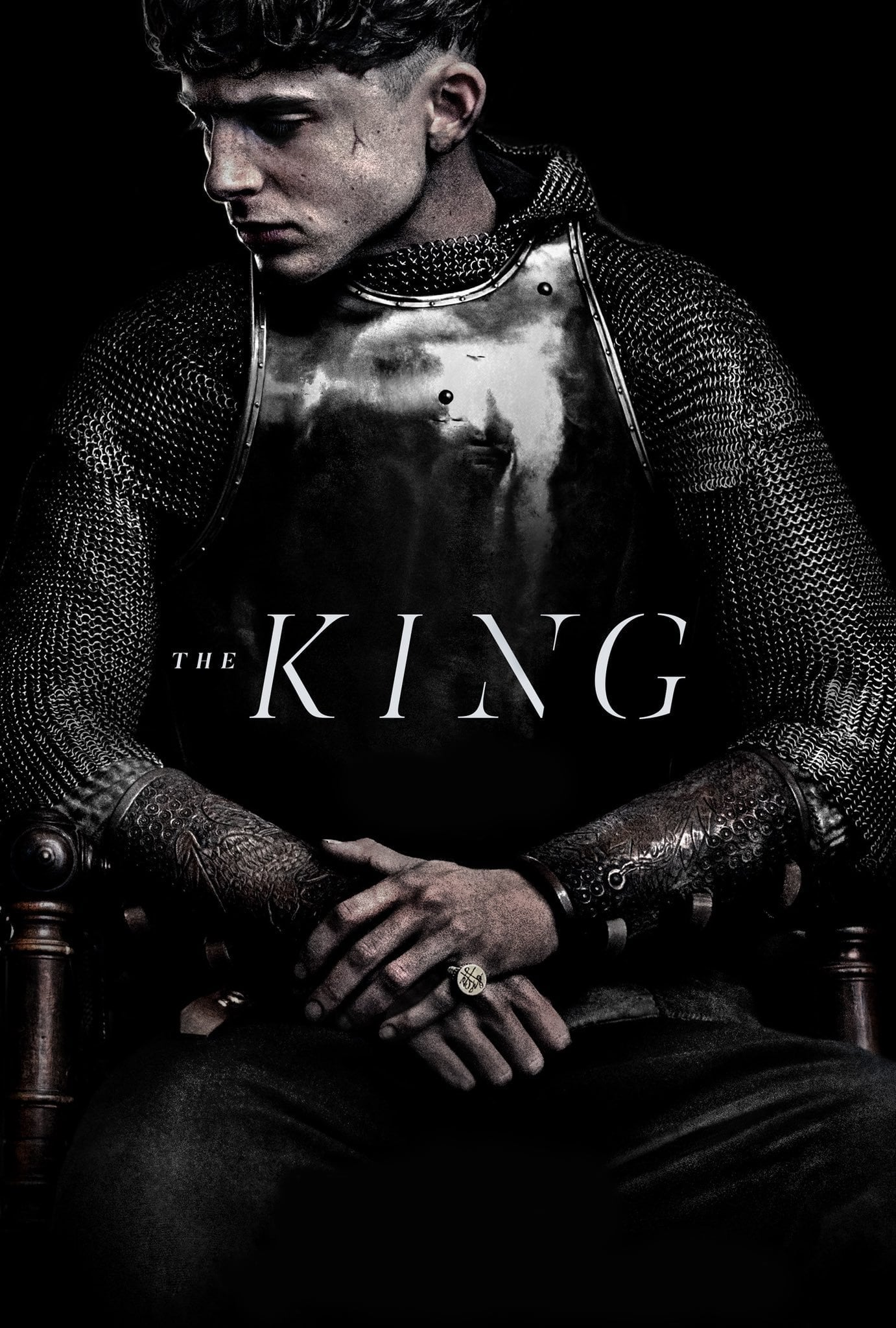 "Plakat von ""The King"""