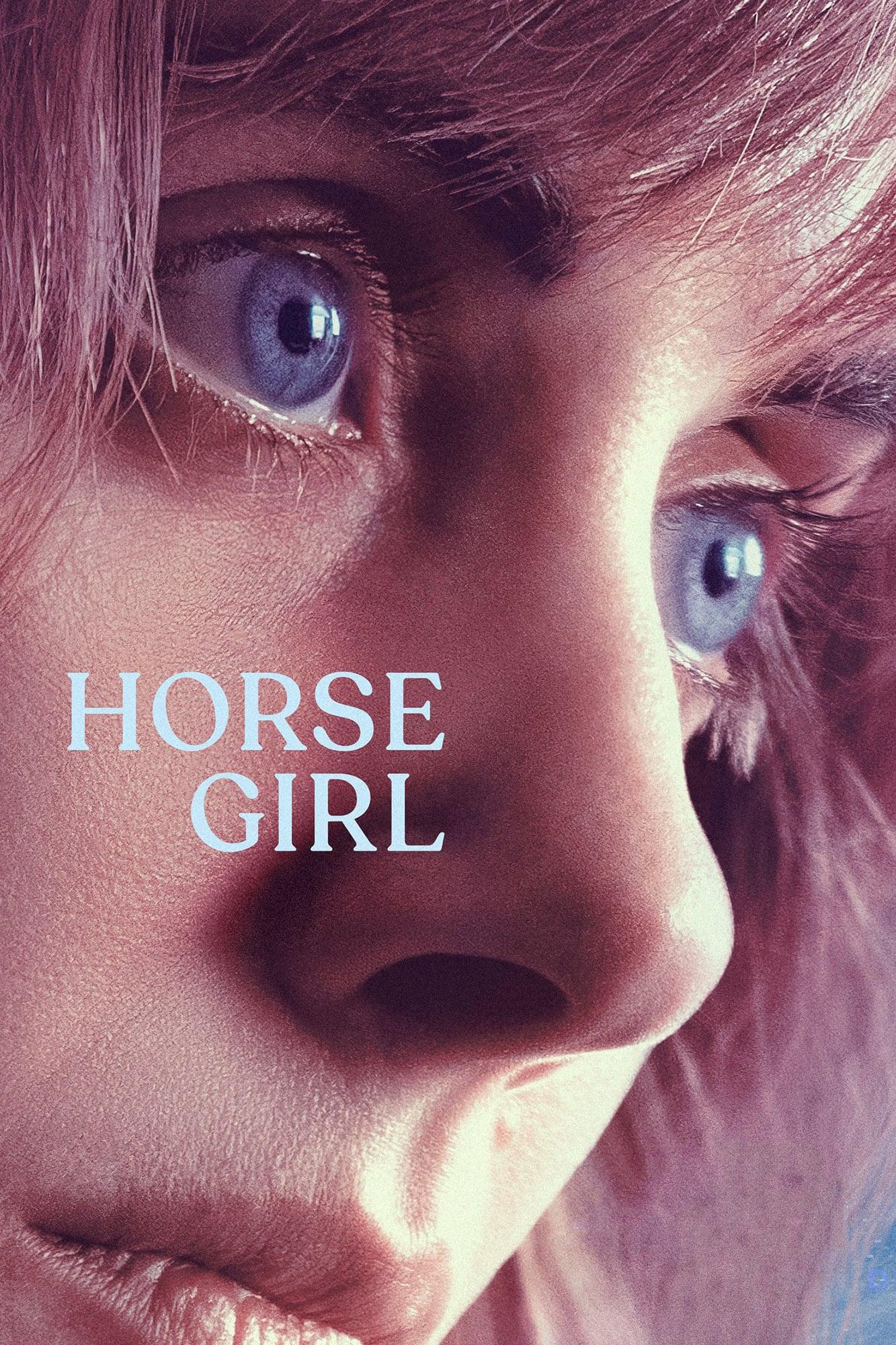 """Plakat von """"Horse Girl"""""""