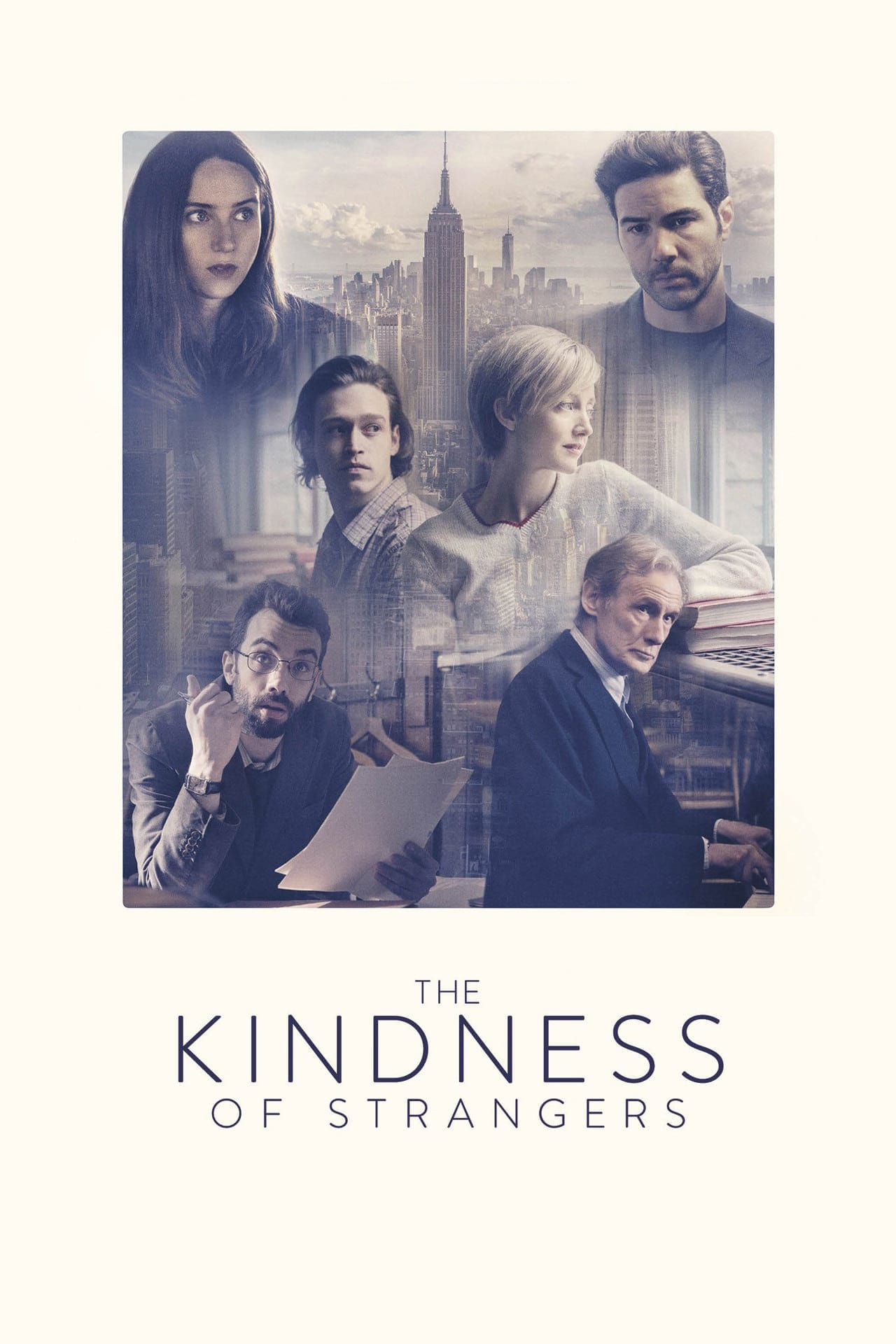 "Plakat von ""The Kindness of Strangers"""