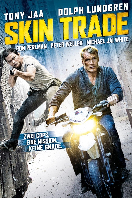 """Plakat von """"Skin Trade"""""""
