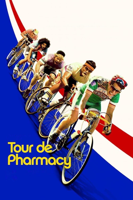 """Plakat von """"Tour de Pharmacy"""""""