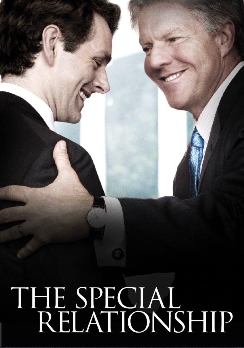 """Plakat von """"The Special Relationship"""""""