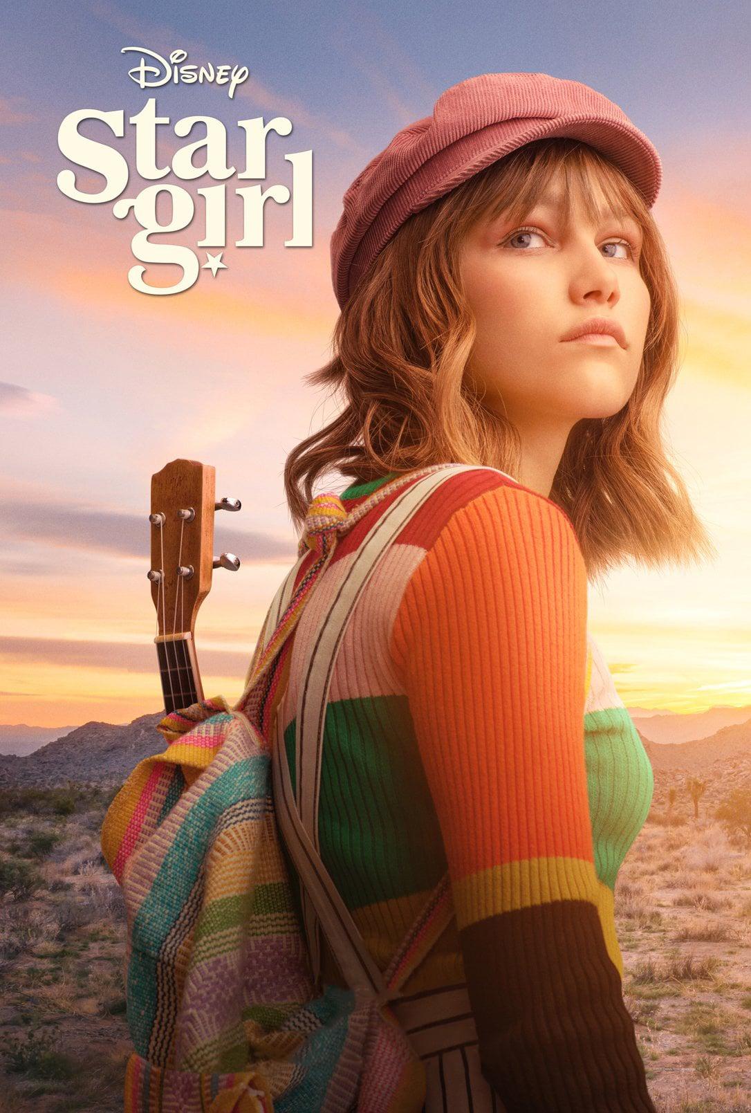 "Plakat von ""Stargirl: Anders ist völlig normal"""