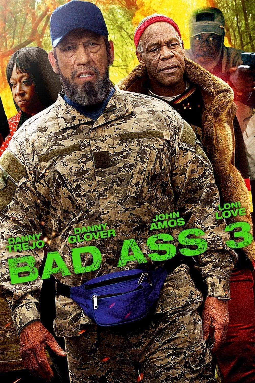 """Plakat von """"Bad Ass 3"""""""