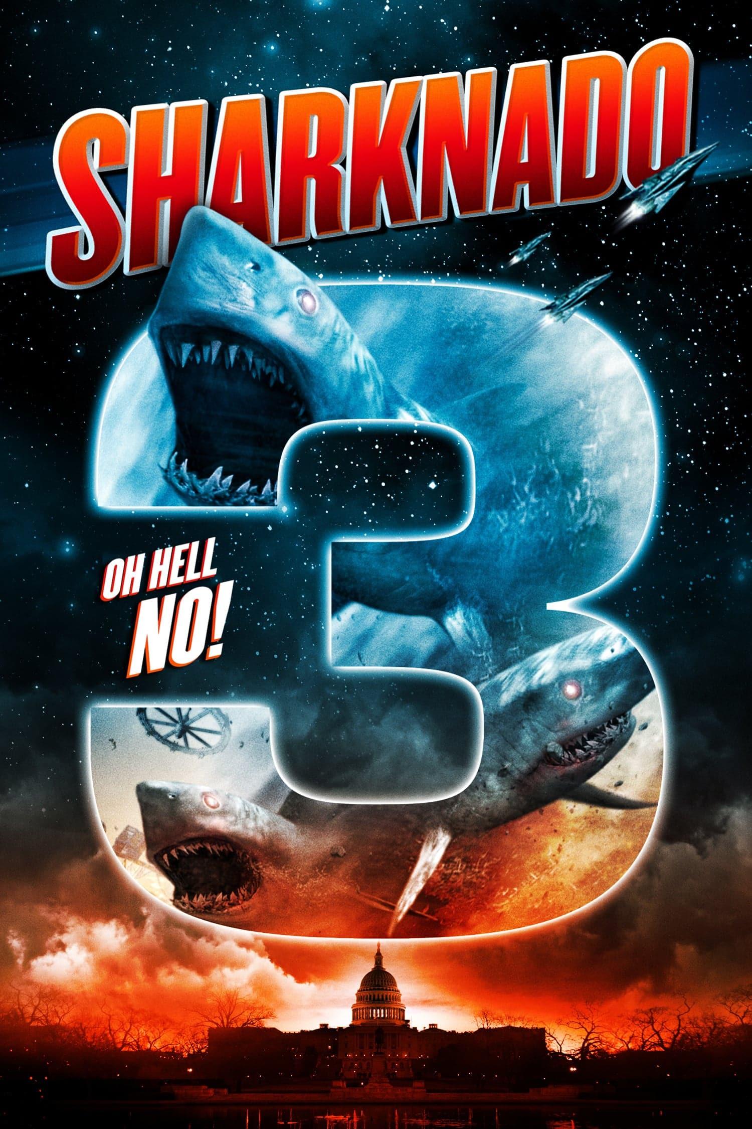 "Plakat von ""Sharknado 3"""