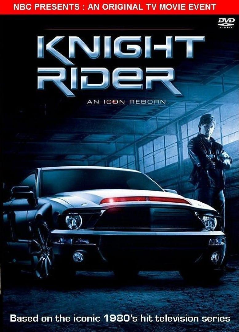 """Plakat von """"Knight Rider – K.I.T.T. in Gefahr!"""""""