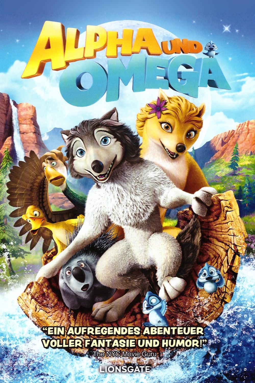 """Plakat von """"Alpha und Omega"""""""