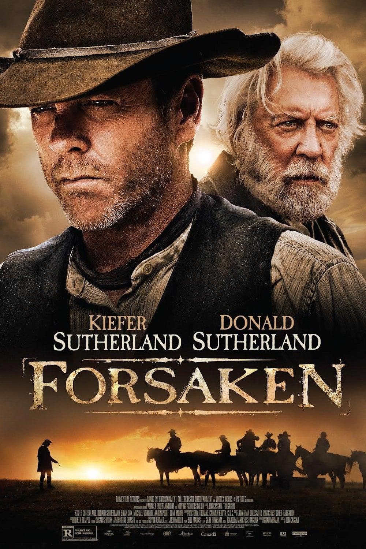 "Plakat von ""Forsaken"""