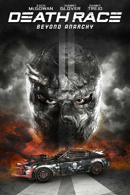 """Plakat von """"Death Race: Beyond Anarchy"""""""