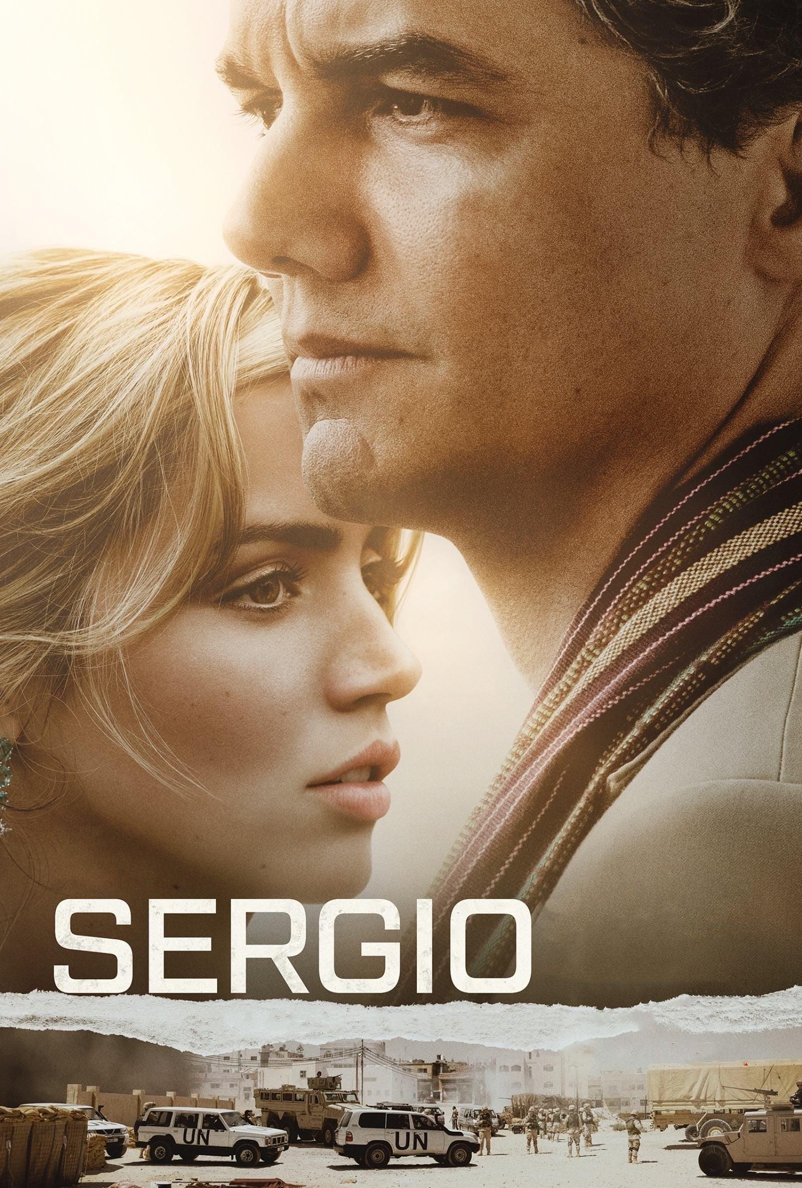 """Plakat von """"Sergio"""""""