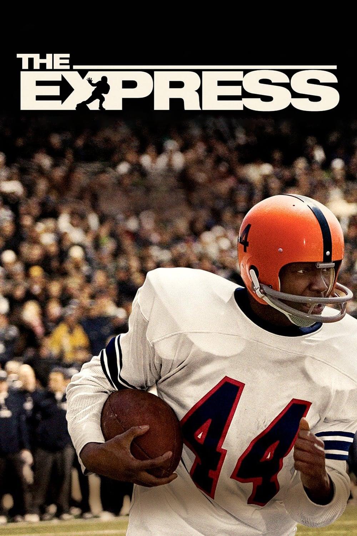 """Plakat von """"The Express"""""""