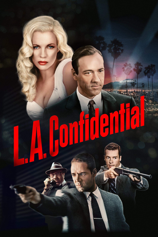 "Plakat von ""L.A. Confidential"""