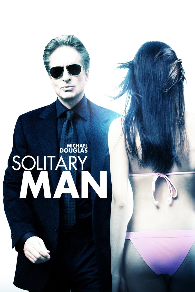 """Plakat von """"Solitary Man"""""""