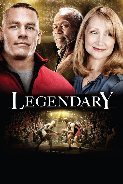"""Plakat von """"Legendary – In jedem steckt ein Held"""""""