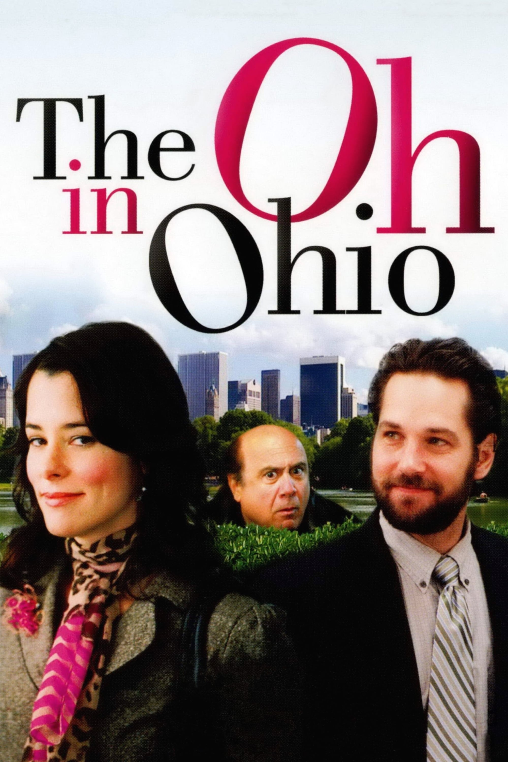 "Plakat von ""The Oh in Ohio"""