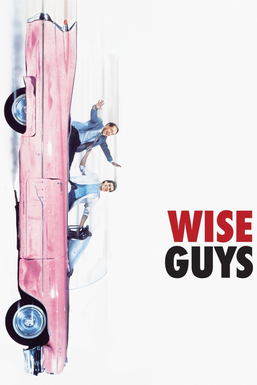 """Plakat von """"Wise Guys – Zwei Superpflaumen in der Unterwelt"""""""