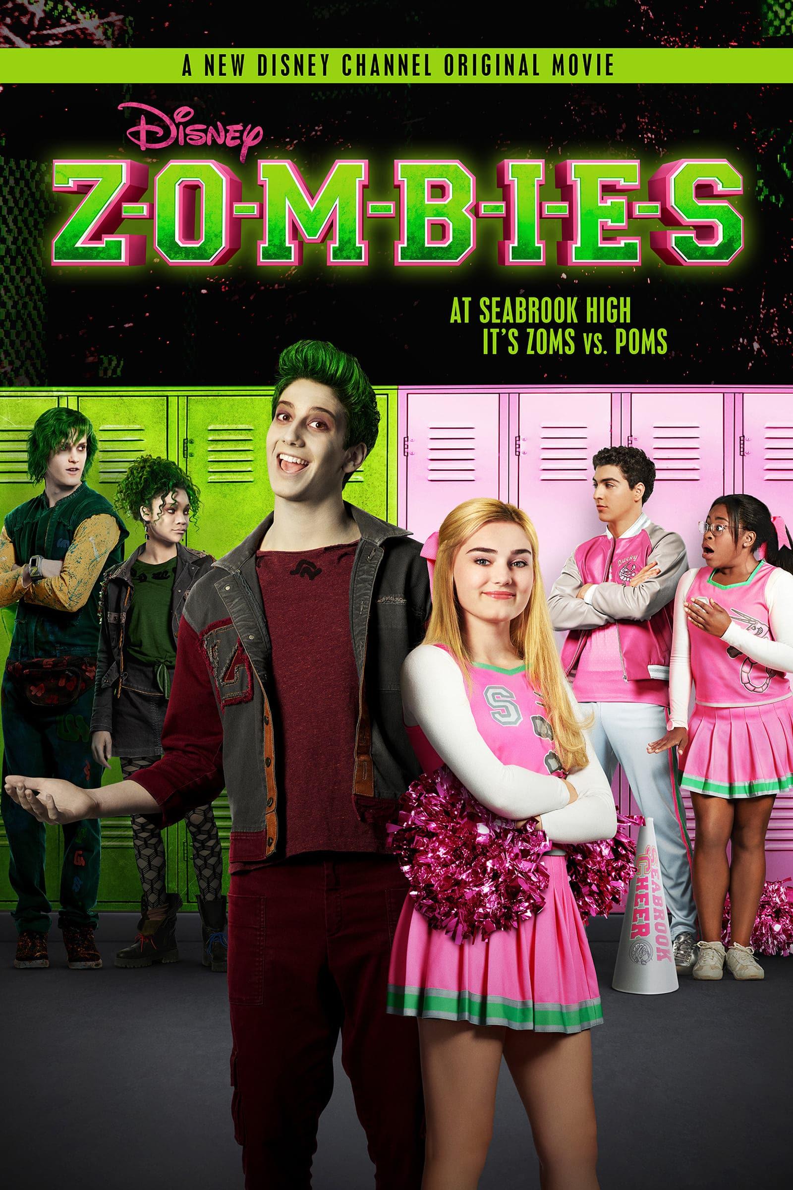 """Plakat von """"Zombies - Das Musical"""""""