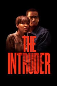 "Plakat von ""The Intruder"""