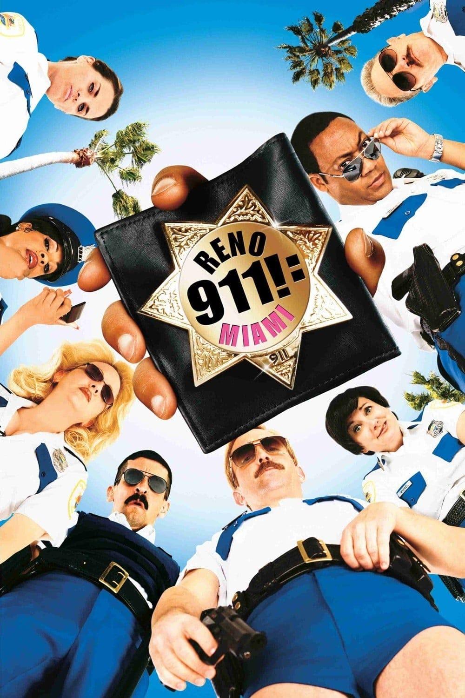 """Plakat von """"Reno 911! - Miami"""""""