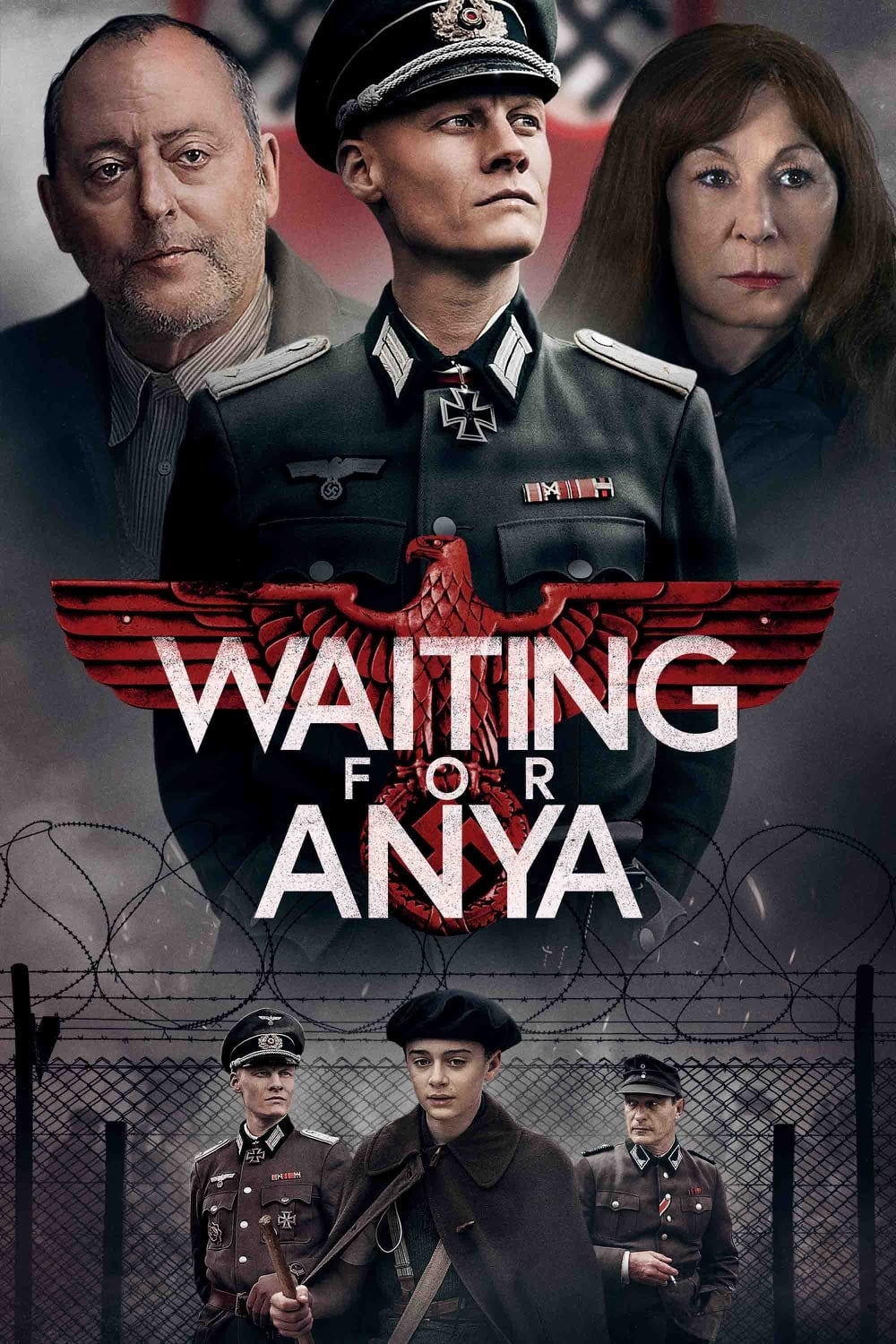 "Plakat von ""Waiting for Anya"""